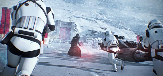 Компьютеры для игры в Star Wars Battlefront 2