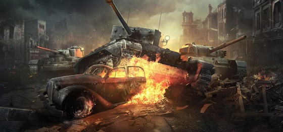 Компьютеры для игры в World Of Tanks
