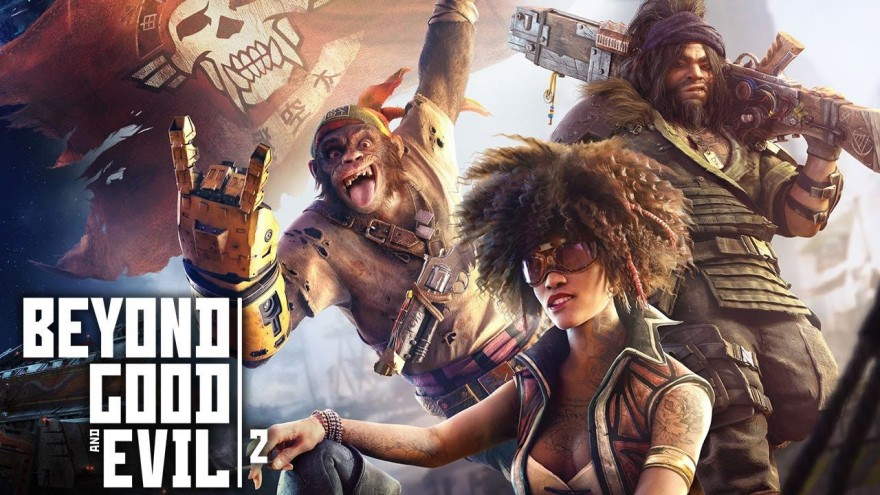 Демонстрация геймплея Beyond Good and Evil 2