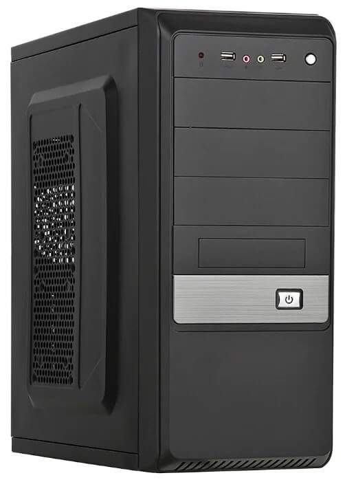Офисный компьютер ARENA 8494 Celeron G3900/4 ГБ/Intel HD Graphics 510/Без HDD/240 ГБ SSD/DOS