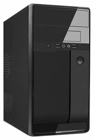 Офисный компьютер ARENA 8496 Celeron G3900/8 ГБ/Intel HD Graphics 510/Без HDD/120 ГБ SSD/DOS
