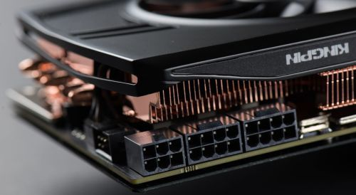Фото видеокарты EVGA GeForce GTX 980 Ti Classified K|ngp|n Edition