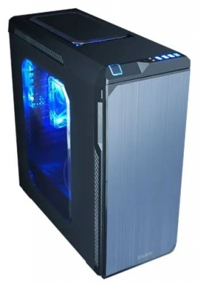 Игровой компьютер ARENA 2698 Ryzen 7 2700X/16 ГБ/NVIDIA GeForce GTX 1660 6 ГБ/Без HDD/120 ГБ SSD/DOS