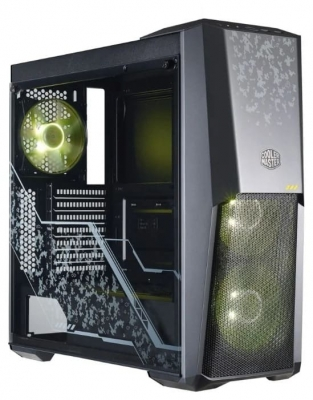 Игровой компьютер ARENA 2940 Ryzen 7 2700/16 ГБ/NVIDIA GeForce GTX 1660 6 ГБ/Без HDD/240 ГБ SSD/DOS